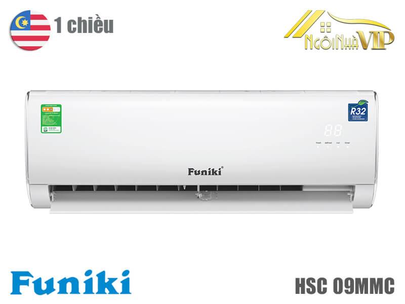 Cảm nhận sau nửa năm dùng điều hòa Funiki HSC09MMC