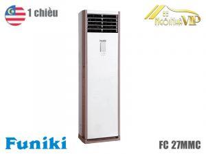Điều hòa tủ đứng Funiki FC27MMC