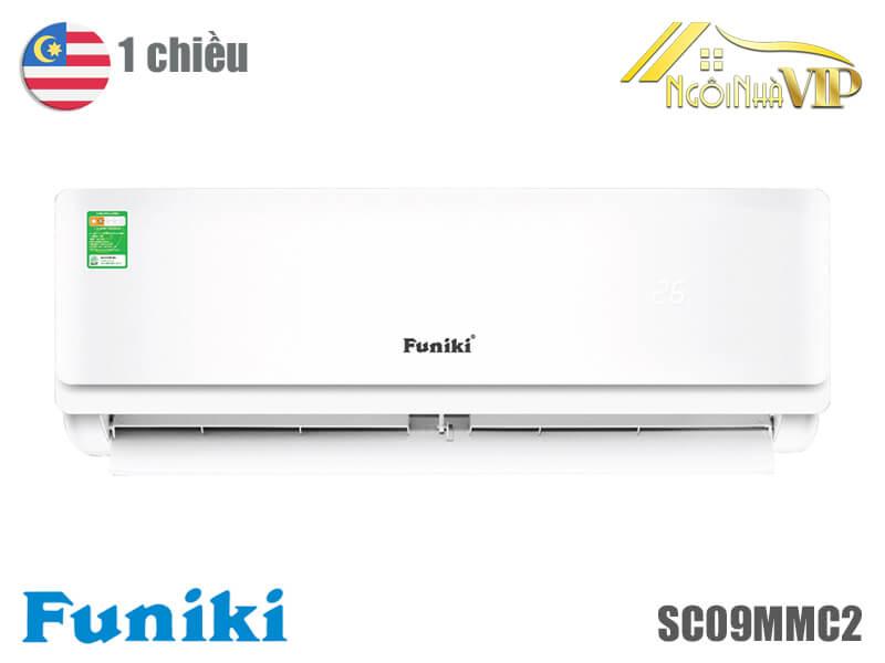 Điều hòa Funiki SC09MMC2